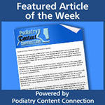 Featured Article of the Week